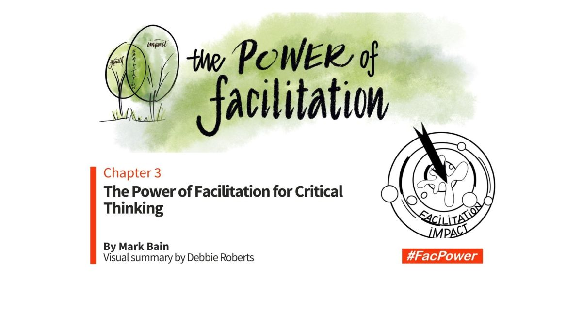 #FacPower 3. The Power of Facilitation for Critical Thinking