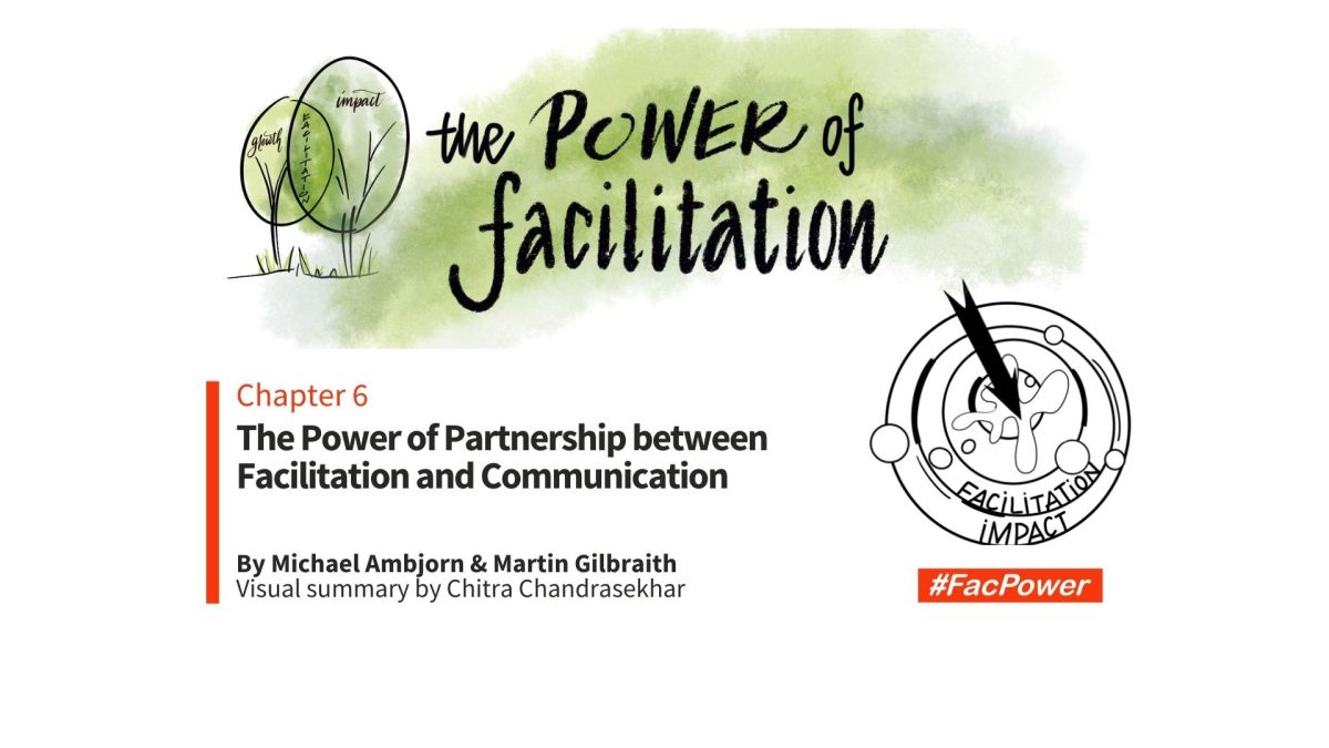 #FacPower 6. The Power of Partnership between Facilitation and Communication